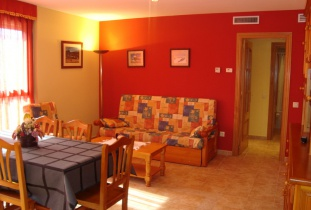 Rural apartment Bellos, Pyrenees of Huesca